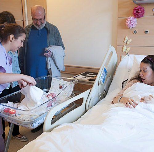 Umay Bebek Doğum Fotoğrafları